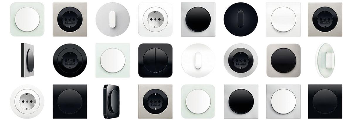 schalter steckdosen elektro schr der ihr elektropartner in eckernf rde. Black Bedroom Furniture Sets. Home Design Ideas